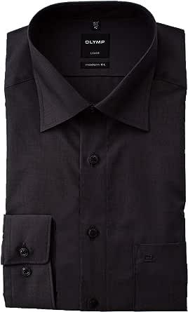 Olymp Men's Shirt 'Modern Fit Extra Long Sleeve