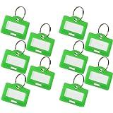 HMF 180004-10 x Schlüsselanhänger, grün
