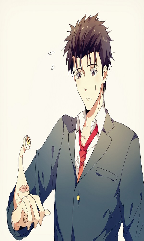 Anime Parasyte Wallpapers Comic Picture Monster Manga Amazonfr