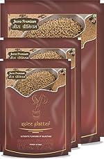 Spice Platter Cumin Seeds (1.7Kg)- Clean Bold Rajasthan Jeera  || Pack of 3 || 1kg + 500g + 200g