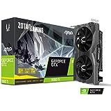 ZOTAC GAMING GeForce GTX 1660 Ti AMP Grafikkarte (NVIDIA GTX 1660 Ti, 6GB GDDDR6, 192bit, Boost-Takt 1860 MHz, 12 Gbps)