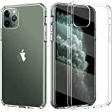 Baseus iPhone 11 Pro Max Case, Flexible TPU High Protection Airbag, Transparent