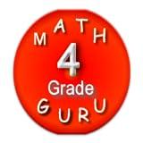 Quarto Grado - Bambini - Matematica Guru Pro - basato su USA - campioni del centro comune