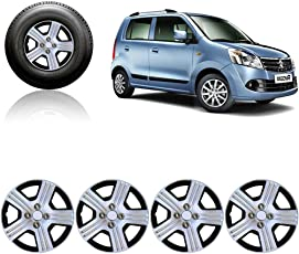 Auto Pearl 13-inch Wheel Cover Cap for Maruti Suzuki Wagon R (Set of 4)