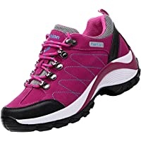 Unitysow Chaussures de Randonnée Homme Femme en Plein Air Respirant Bottes de Trekking Promenades Sneakers 35-46 EU