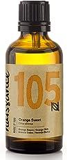 Naissance Orangenöl, süß 50ml 100% naturreines ätherisches Öl
