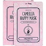 Kocostar Camellia happy mask 1st
