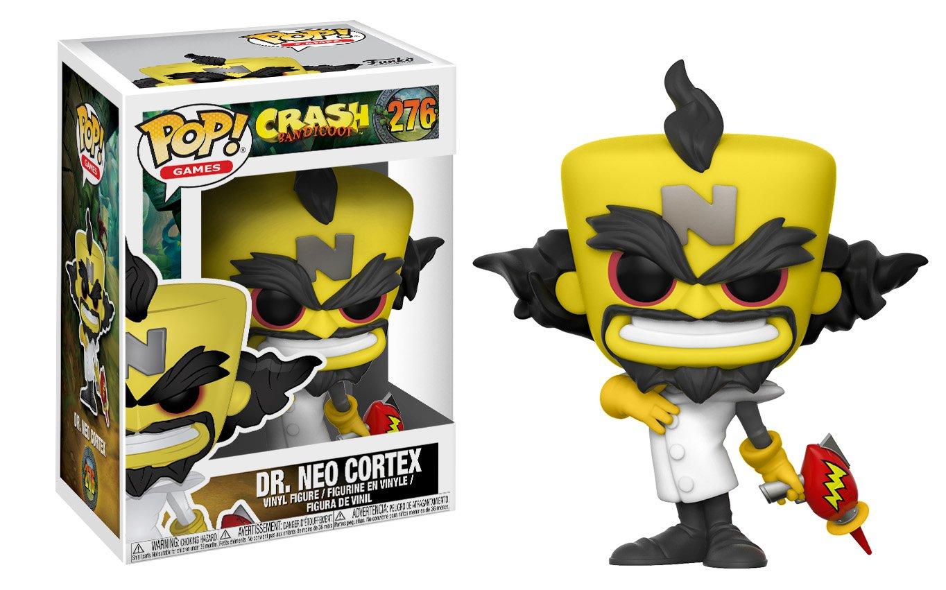 Funko Pop Neo Cortex (Crash Bandicoot 276) Funko Pop Crash Bandicoot
