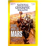 NATIONAL GEOGRAPHIC MAGAZINE - MARCH - 2021