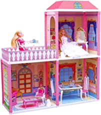 Toyzone My Pretty Doll House, Multi Color