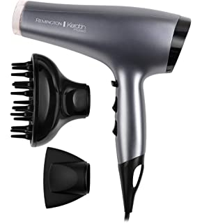 Remington Proluxe Ionic Hairdryer with Styling Shot and