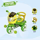 Dash Stylish Kids Tricycle , tricycles , Kids Cycle , Ride on for boy and Girl for 2 to 5 Years with Under seat Storage…
