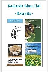 ReGards Bleu Ciel - Extraits - Format Kindle