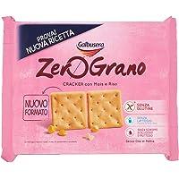 Galbusera Cracker Zerograno senza Glutine, 320g