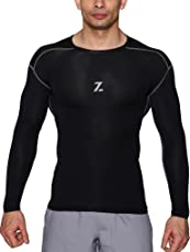 Azani Original Series Full Sleeve Compression Tops - Black