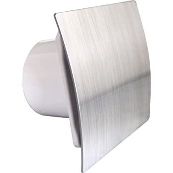6 With Timer Humidity Sensor Humidistat Web150h Bathroom Extractor Fan 150mm