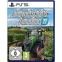 Landwirtschafts-Simulator 22 [Playstation 5] (PEGI)
