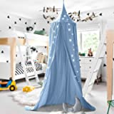 Children Bed Canopy Round Dome, Nursery Decorations, Cotton Mosquito Net, Kids Princess Play Tents, Room Decoration for…