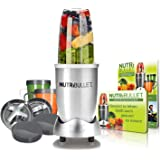 NutriBullet NBR-1240S Smoothie Maker Silber