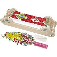 Small Foot Métier à Tisser Compact, Multicolore, 11251