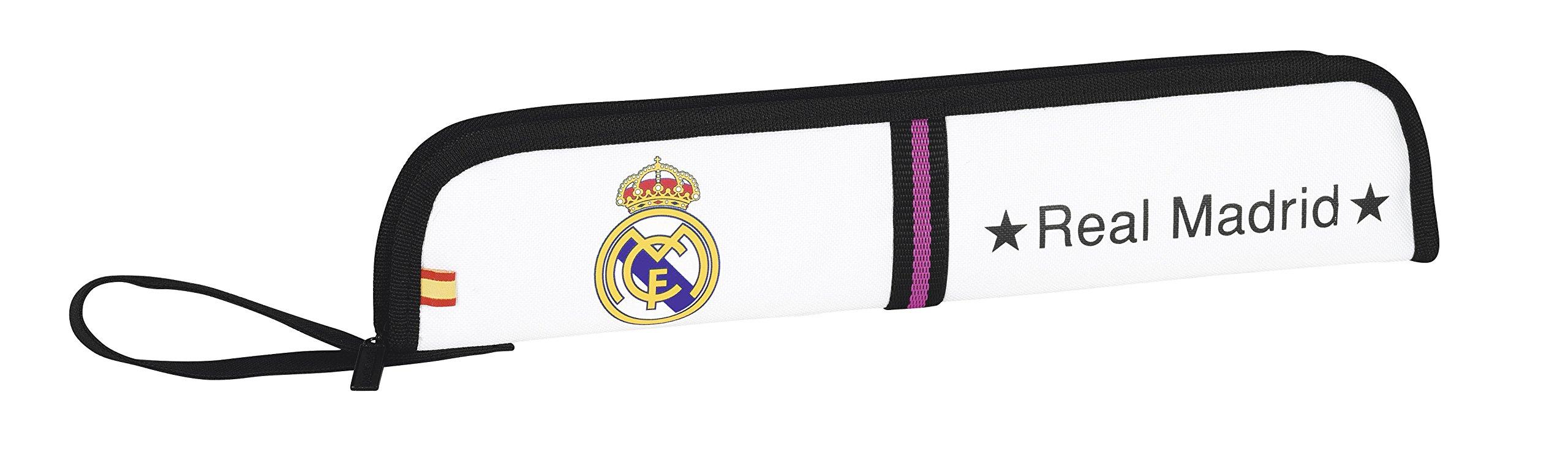 Safta – Portaflautas Real Madrid, 37 x 8 x 2 cm (811457284)