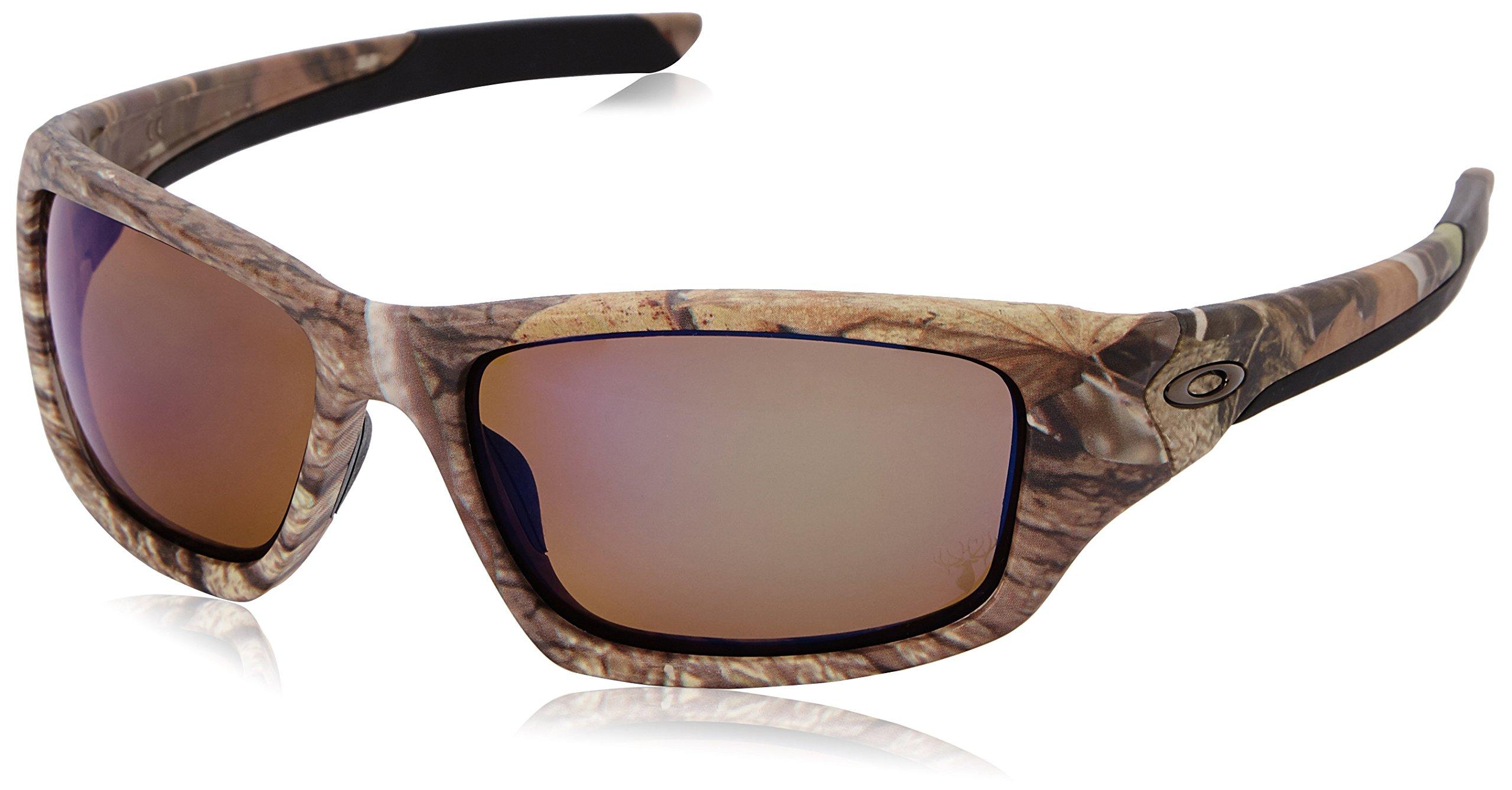 Oakley Herren Sonnenbrille Valve, Gr. One size, Shallow Blau Polarized