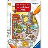 Ravensburger - Livre interactif tiptoi - Mon Premer Livre de Vocabulaire Anglais - Jeux électroniques éducatifs sans écran en