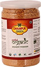 Dhampure Speciality Green Organic Jaggery Powder, 300g