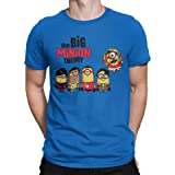 Camisetas La Colmena 208-Parodia Broma Humor The Big Mini Theory (Donnie)