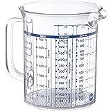 Emsa 2217100000 Maatbeker, 1 Liter, Transparant, Superline