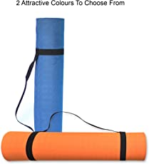 Curveit MUDRA TPE Non-Slip Yoga Mat for Women & Men| Yoga Mat 6MM Thick Memory Foam| Extra Large Mat (72 Inches Long & 24 Inches Wide)| Eco Friendly, Odourless mat offers perfect cushioning for your Knees and Joints| Yoga Mat for Men 6 Feet With Over The Shoulder Strap