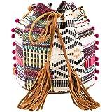 Chumbak Free Spirits Bucket Bag