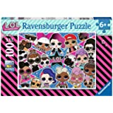Ravensburger LOL Surprise! 100 piece Jigsaw Puzzle with Extra Large Pieces for Kids Age 6 Years and Up