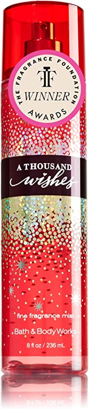 Bath & Body Works A Thousand Wishes Fragrance Mist, 236ml