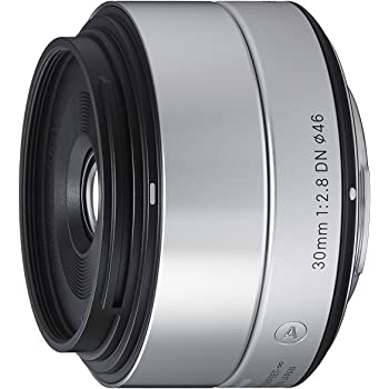 Sigma 30mm f/2.8 DN SE Fit Lens - Silver