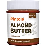 Pintola Almond Choco Spread (Crunchy) (200g)