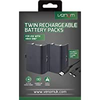 Venom Xbox One Rechargeable Battery Twin…