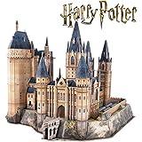 CubicFun Puzzle 3D Harry Potter Poudlard Tour Astronomie - Poudlard Modèle de Construction et Kit de Construction Cadeaux pou