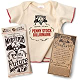 Mysterio Predicts Your Baby's FUTURE (on a cute little t-shirt)