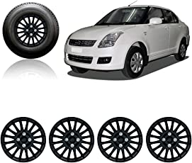 Auto Pearl FB_14WC_Camry_Swift DzireOld 14-inch Wheel Cover Cap for Maruti Suzuki Swift Dzire (Set of 4)