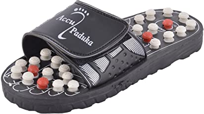 Acupressure and Magnetic Therapy Accu Paduka Slippers