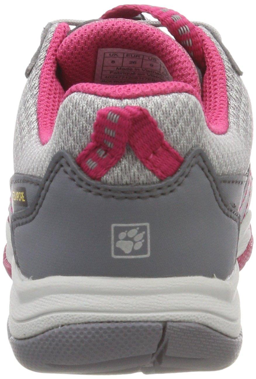 Jack Wolfskin Girls Grivla Texapore Low G Wasserdicht Rise Hiking Shoes 2