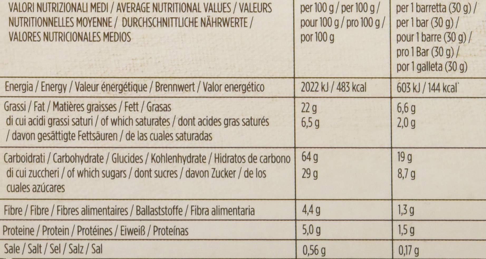 Germinal Bio Barretta Cacao Quinoa - 1800 gr, Senza glutine 3 spesavip