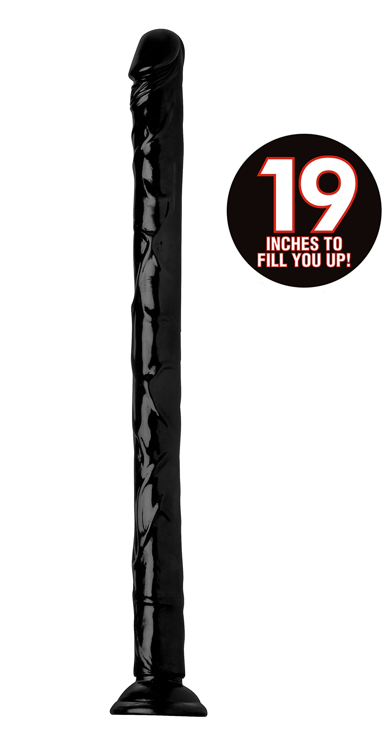 Hosed 19 Inch Realistic Unisex Anal Snake Dildo