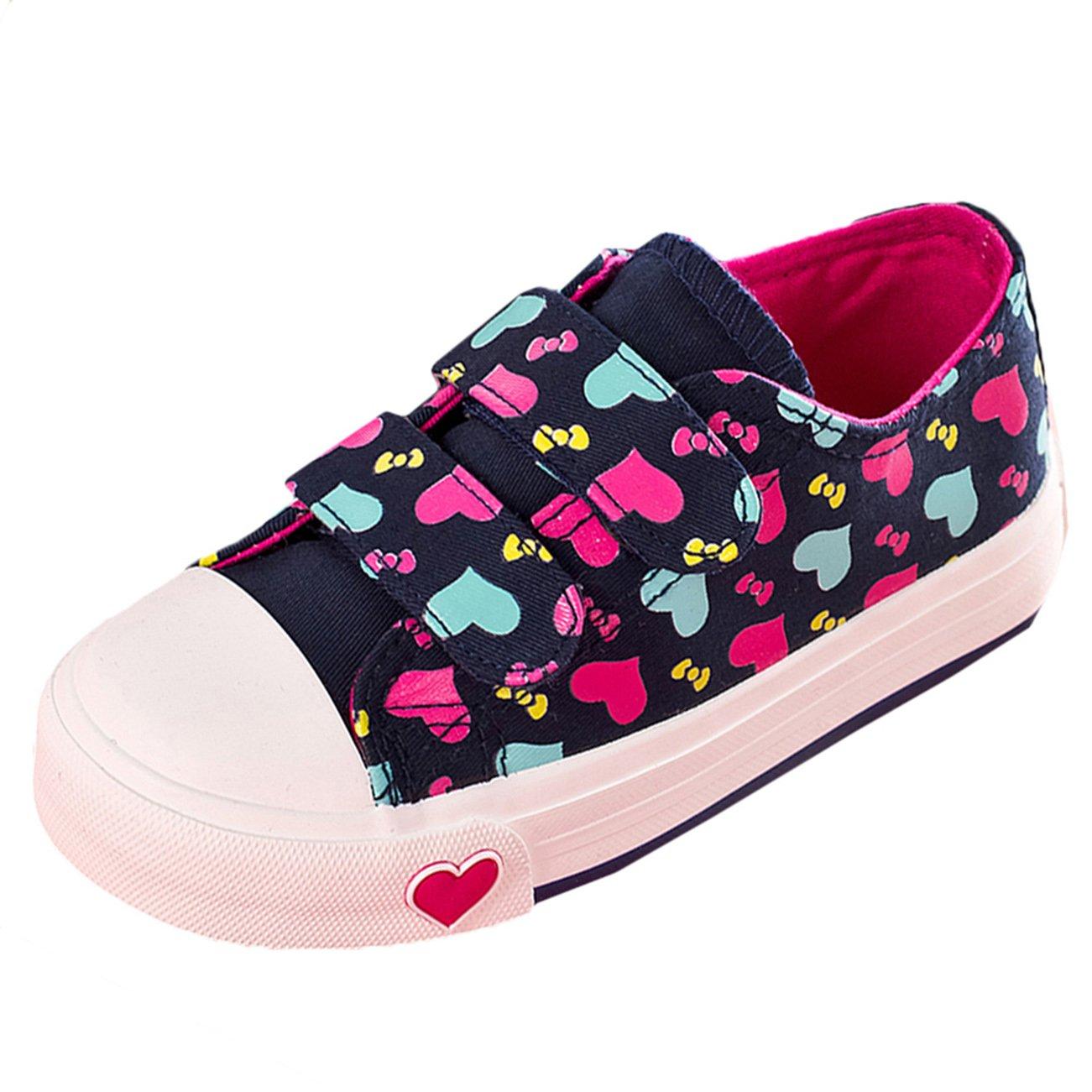 Scothen Kinderschuhe Sportschuhe Turnschuhe Halbschuhe Schuhe Kids Schuhe für Mädchen Canvas Kinder Schuhe Laufen Sport Baby Turnschuhe Sneaker