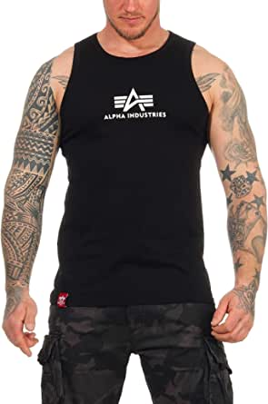 ALPHA INDUSTRIES Men's Basic Tank T-Shirt