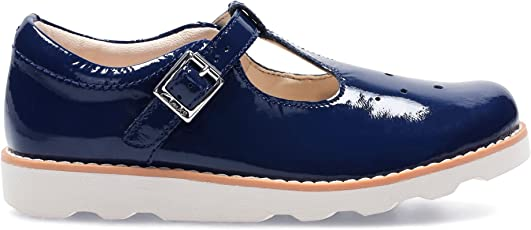 Clarks Girl's Crown Pop Boat Shoes