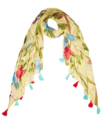 fd9911ab4 Amazon.in: Scarves - Scarves & Stoles: Clothing & Accessories