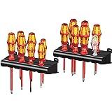 Wera 105631 Kraftform 14 delar stort paket 1000 V VDE skruvmejsel set