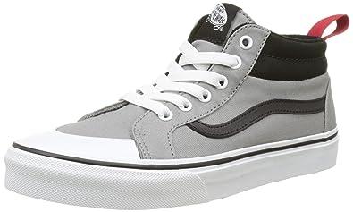 scarpe bambino vans alte